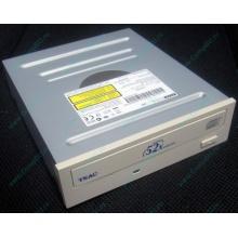 CDRW Teac CD-W552GB IDE White (Прокопьевск)