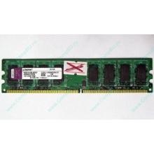 ГЛЮЧНАЯ/НЕРАБОЧАЯ память 2Gb DDR2 Kingston KVR800D2N6/2G pc2-6400 1.8V  (Прокопьевск)