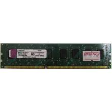 Глючная память 2Gb DDR3 Kingston KVR1333D3N9/2G pc-10600 (1333MHz) - Прокопьевск
