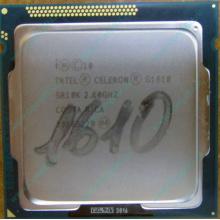 Процессор Intel Celeron G1610 (2x2.6GHz /L3 2048kb) SR10K s.1155 (Прокопьевск)