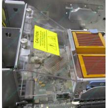 Прозрачная пластиковая крышка HP 337267-001 для подачи воздуха к CPU в ML370 G4 (Прокопьевск)