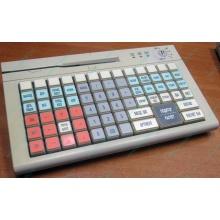 POS-клавиатура HENG YU S78A PS/2 белая (без кабеля!) - Прокопьевск