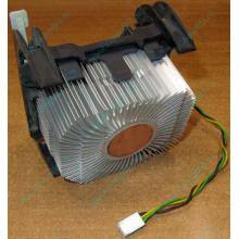 Кулер для процессоров socket 478 с большим сердечником из меди Б/У (Прокопьевск)