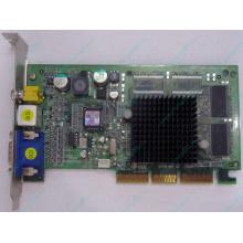 Видеокарта 64Mb nVidia GeForce4 MX440SE AGP (Sparkle SP7100) - Прокопьевск