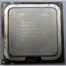 Процессор Intel Celeron D 346 (3.06GHz /256kb /533MHz) SL9BR s.775 (Прокопьевск)