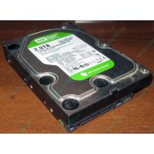 Б/У жёсткий диск 2Tb Western Digital WD20EARX Green SATA (Прокопьевск)