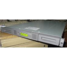 HP AH562A StorageWorks 1/8 Ultrium 920 G2 SAS Tape Autoloader LVLDC-0501 LTO-3 (Прокопьевск)